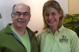 Catherine and Mike Slade are the proud owners of Glenpark Pet Hotel located near the airport in Leduc County